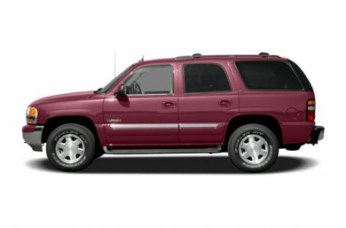 90 Degree Profile 2005 GMC Yukon