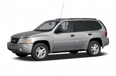 3/4 Front Glamour 2005 GMC Envoy