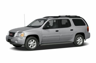 3/4 Front Glamour 2005 GMC Envoy XL