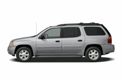 90 Degree Profile 2005 GMC Envoy XL