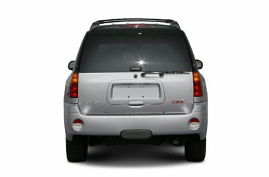 Rear Profile  2005 GMC Envoy XL