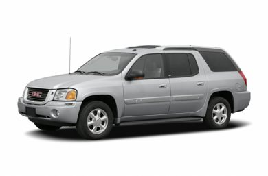 3/4 Front Glamour 2005 GMC Envoy XUV