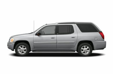 90 Degree Profile 2005 GMC Envoy XUV