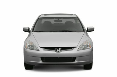 Grille  2005 Honda Accord