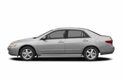 90 Degree Profile 2005 Honda Accord