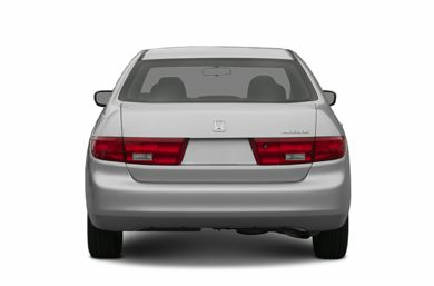 Rear Profile  2005 Honda Accord