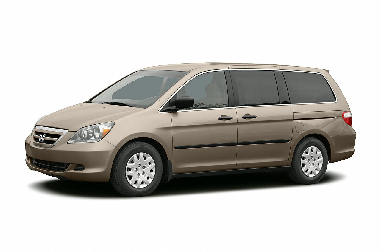 2006 Honda Odyssey Ex L >> See 2005 Honda Odyssey Color Options - CarsDirect