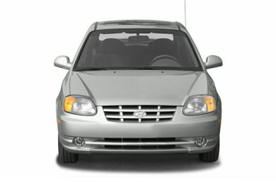Grille  2005 Hyundai Accent