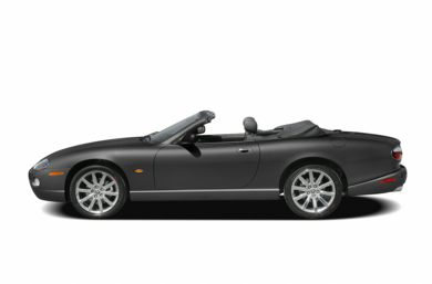 90 Degree Profile 2005 Jaguar XK8