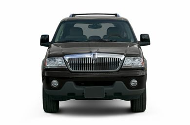 Grille  2005 Lincoln Aviator