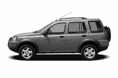 90 Degree Profile 2005 Land Rover Freelander
