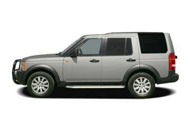 90 Degree Profile 2005 Land Rover LR3