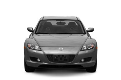 Grille  2005 Mazda RX-8