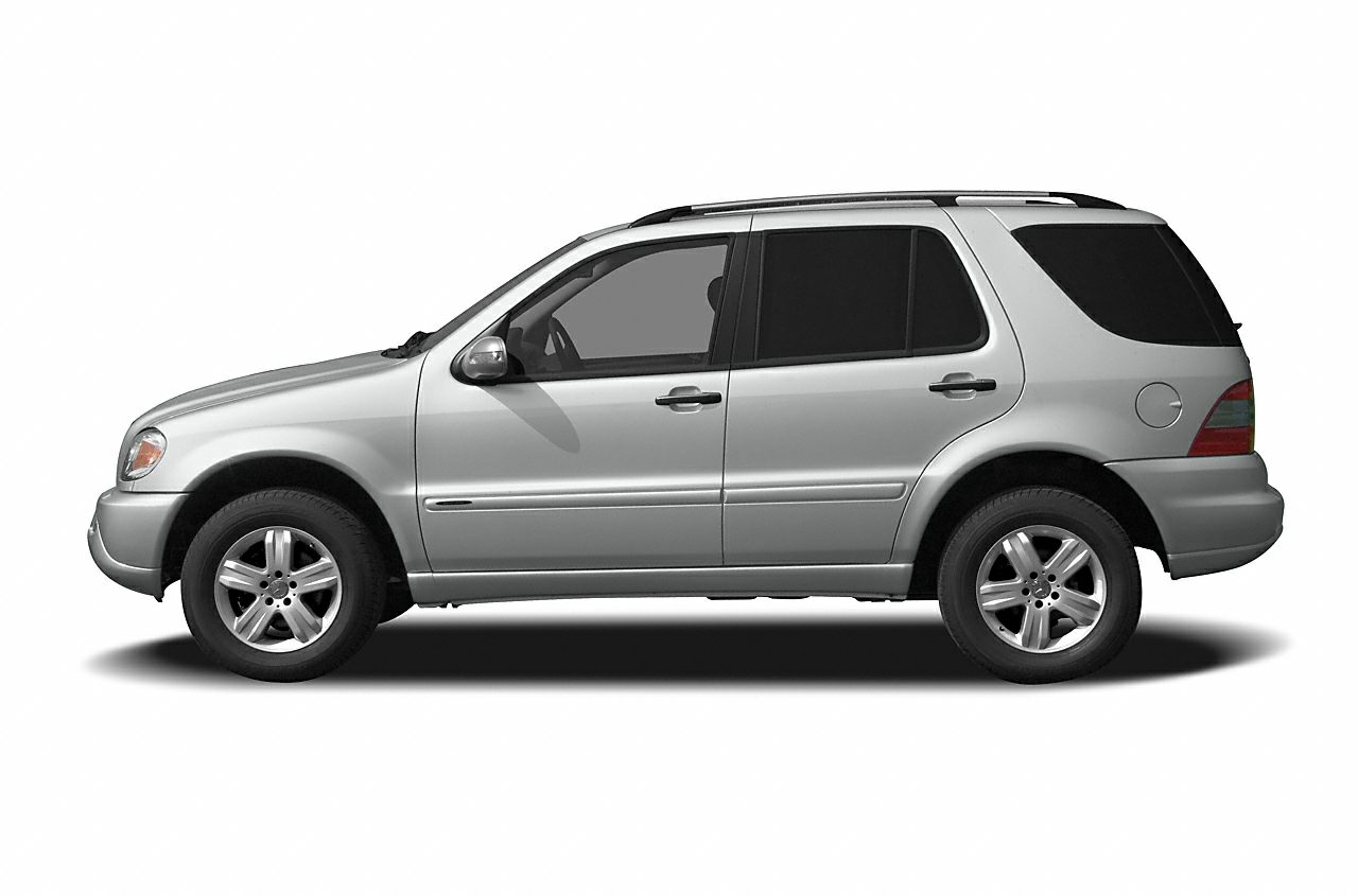 2005 Mercedes Benz Ml350 Styles Amp Features Highlights