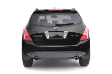 Rear Profile  2005 Nissan Murano