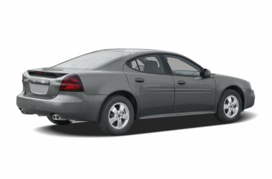 3/4 Rear Glamour  2005 Pontiac Grand Prix