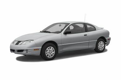 3/4 Front Glamour 2005 Pontiac Sunfire