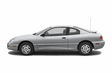 90 Degree Profile 2005 Pontiac Sunfire