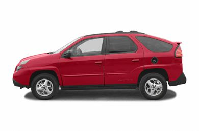 90 Degree Profile 2005 Pontiac Aztek