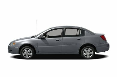 90 Degree Profile 2005 Saturn ION