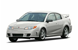 3/4 Front Glamour 2005 Saturn ION