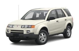 3/4 Front Glamour 2005 Saturn VUE