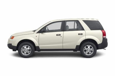 90 Degree Profile 2005 Saturn VUE