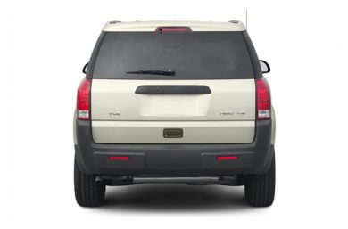 Rear Profile  2005 Saturn VUE