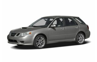 3/4 Front Glamour 2005 Saab 9-2X