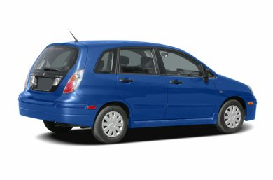 2005 suzuki aerio sx specs safety rating mpg carsdirect. Black Bedroom Furniture Sets. Home Design Ideas