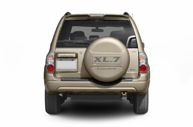 Rear Profile  2005 Suzuki XL-7