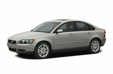 3/4 Front Glamour 2005 Volvo S40