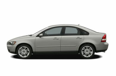 90 Degree Profile 2005 Volvo S40