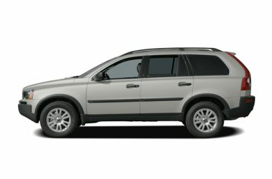 90 Degree Profile 2005 Volvo XC90