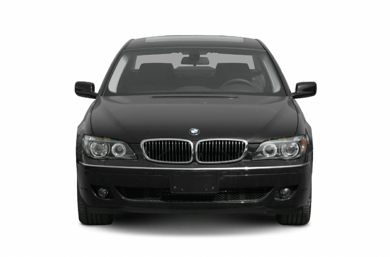 Grille  2006 BMW 760