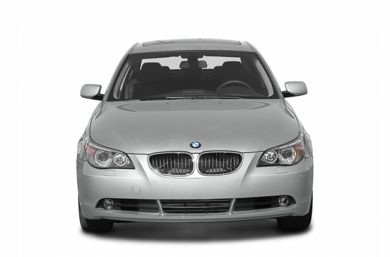Grille  2006 BMW 525