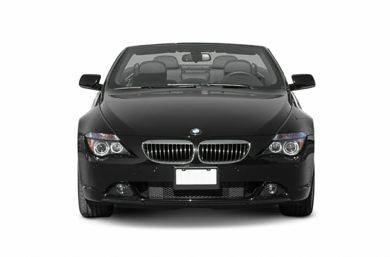 Grille  2006 BMW 650