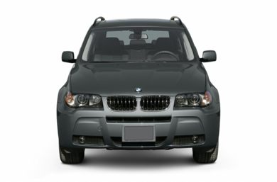 Grille  2006 BMW X3