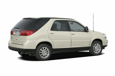 3/4 Rear Glamour  2006 Buick Rendezvous