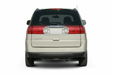 Rear Profile  2006 Buick Rendezvous