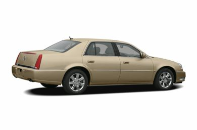 2006 cadillac dts specs safety rating mpg carsdirect. Black Bedroom Furniture Sets. Home Design Ideas