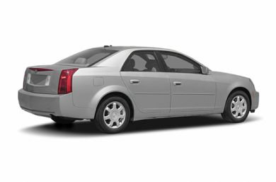 2006 cadillac cts specs safety rating mpg carsdirect. Black Bedroom Furniture Sets. Home Design Ideas