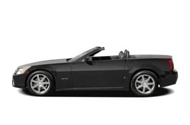 90 Degree Profile 2006 Cadillac XLR