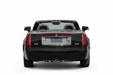 Rear Profile  2006 Cadillac XLR