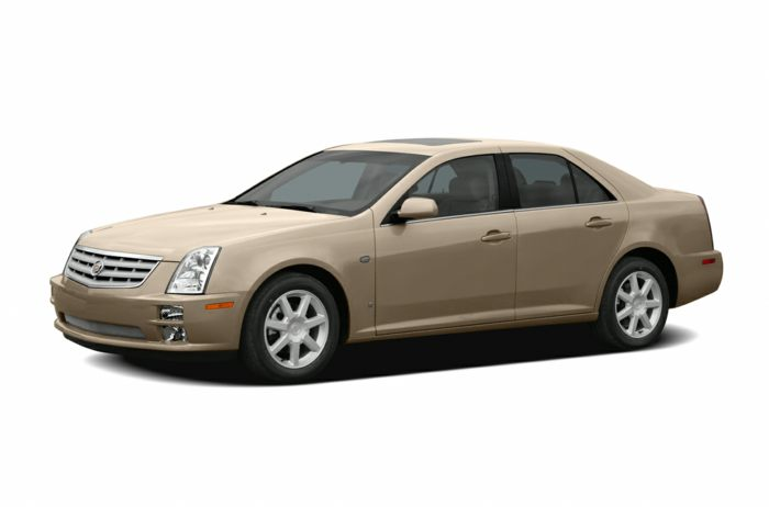 2006 cadillac sts specs safety rating mpg carsdirect. Black Bedroom Furniture Sets. Home Design Ideas