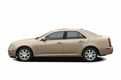 90 Degree Profile 2006 Cadillac STS