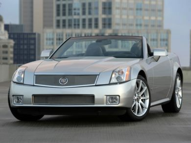 2006 cadillac xlr v specs safety rating mpg carsdirect. Black Bedroom Furniture Sets. Home Design Ideas