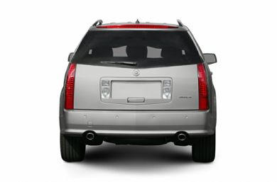 Rear Profile  2006 Cadillac SRX