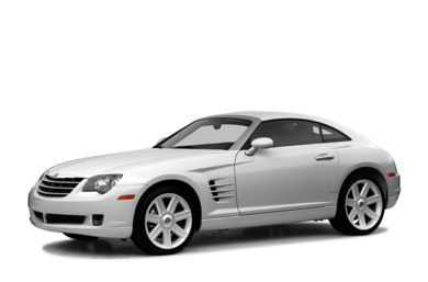 3/4 Front Glamour 2006 Chrysler Crossfire