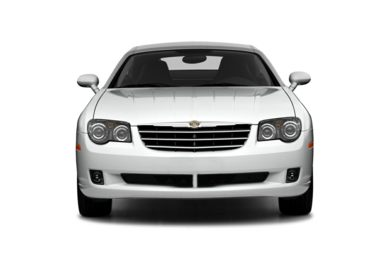 Grille  2006 Chrysler Crossfire
